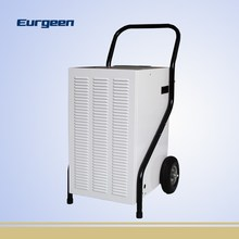 50L/ Day Metal housing Portable Commercial Dehumidifier for wholesale