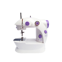 Home use portable sewing machine/ China manual mini sewing machine