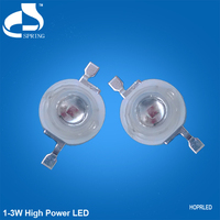 Illumination red 3w led chip 630nm by epileds 42mil