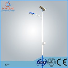 30W outdoor waterproof ip65 newest design solar led street lamp