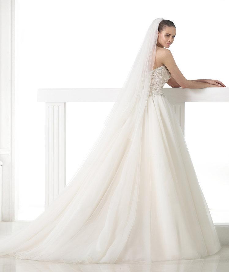 Buy Cheap Hot Sale Wedding Veils Long Cathedral Wedding Veil Wedding ...