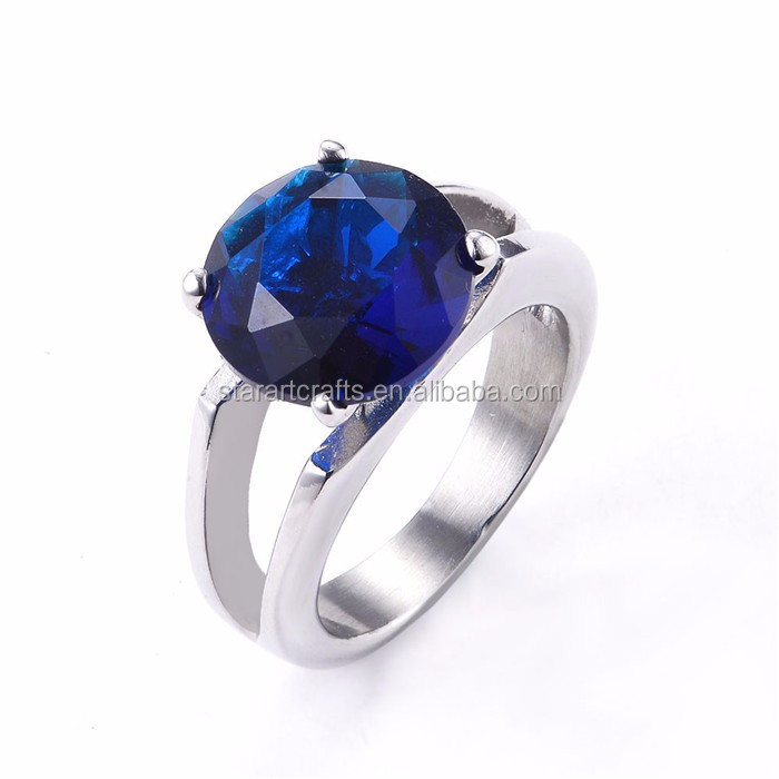 Wholesale Colors Diamond Ring,Fashion Silver Engagement Ring, Natural Pink Blue White Zircon Stone Ring SRA180