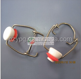 Dia 3.0 Stainless Steel Wire Swing Tops in good quality