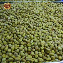 2017 New Organic Sweet Frozen Roasted Peeled Chestnut Price per KG