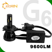 Wholesale g5 g6 l6 60w 80w 96w LED Headlight Kit car led light bar 6000k White 12V 24v 9-36v high power h4 h13 hi/lo beam