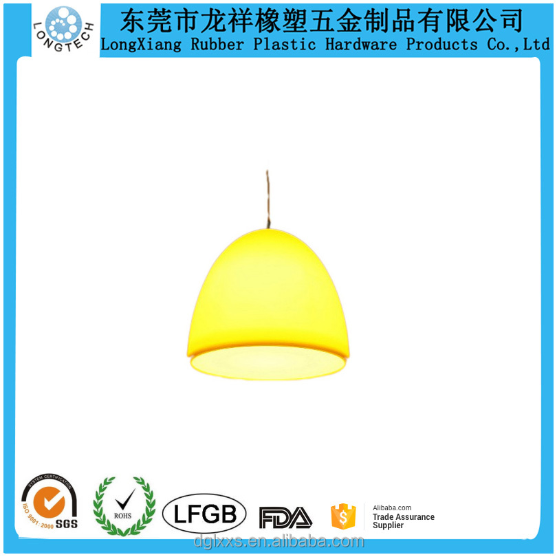 Modern Bar Loft Silicone Hanging Light Socket Fixture DIY Ceiling Pendant Light Lamp Shade Holder