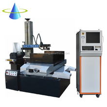 cnc wire cut edm machine EDM brass wire Machine with controller Model:DK7750