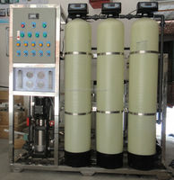 Less Conductivity Drinking Water -Water Treatment Machine