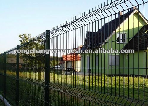 welded sheep wire mesh curvy fence prices