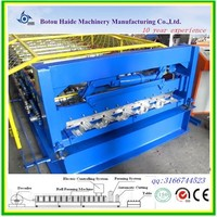 colored coil roll forming machine for roof and wall ,glazed tile roof metal tiles machine,roof roll forming supplier