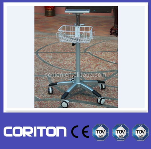 Mindray/Edan Patient monitor trolley