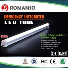 Sale Hot 2015 Emergency LED Tube T8 18w LED Residential Lights Red Tube Sex