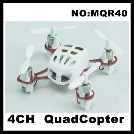 2014 newest NANO X 2.4GHz Transmitter 4CH with six axis gyroscope QuadCopter
