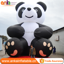 Factory direct sale Chinese treasure giant inflatable panda