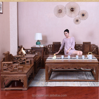 Luxury Chinese Solid Wood Furniture Type