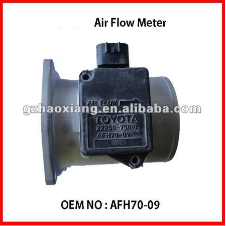 Auto Air Flow Meter for OEM # AFH70-09