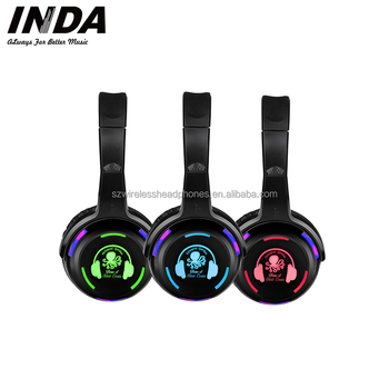 2017 New style silent disco noise reduction headphones