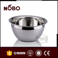 wholesale cheap stainless steel mixing bowl