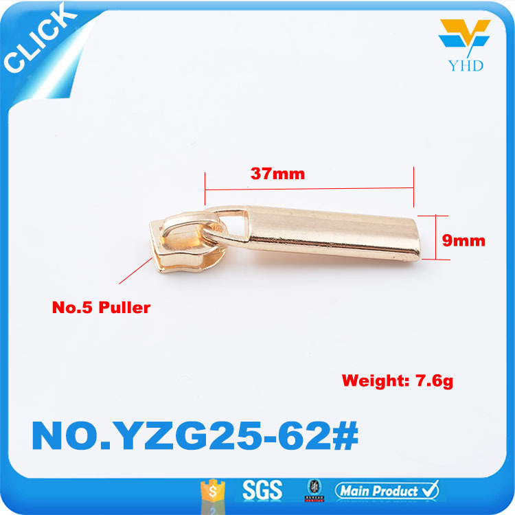 New style fashion 2017 new product best wholeale custom zipper puller design