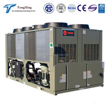 monoblock air cooled freezer chiller refrigeration 80kw/h water cooled packaged condensing unit