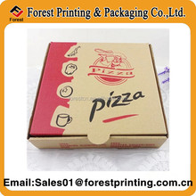 Wholesale pizza cartons ,square pizza box,corrugated pizza boxes