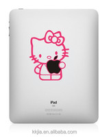 hot sale creative design vinyl skin for ipad decoration