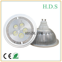 High Power QR111 GU10 Lampara AR111 G53 LED 230v 14w