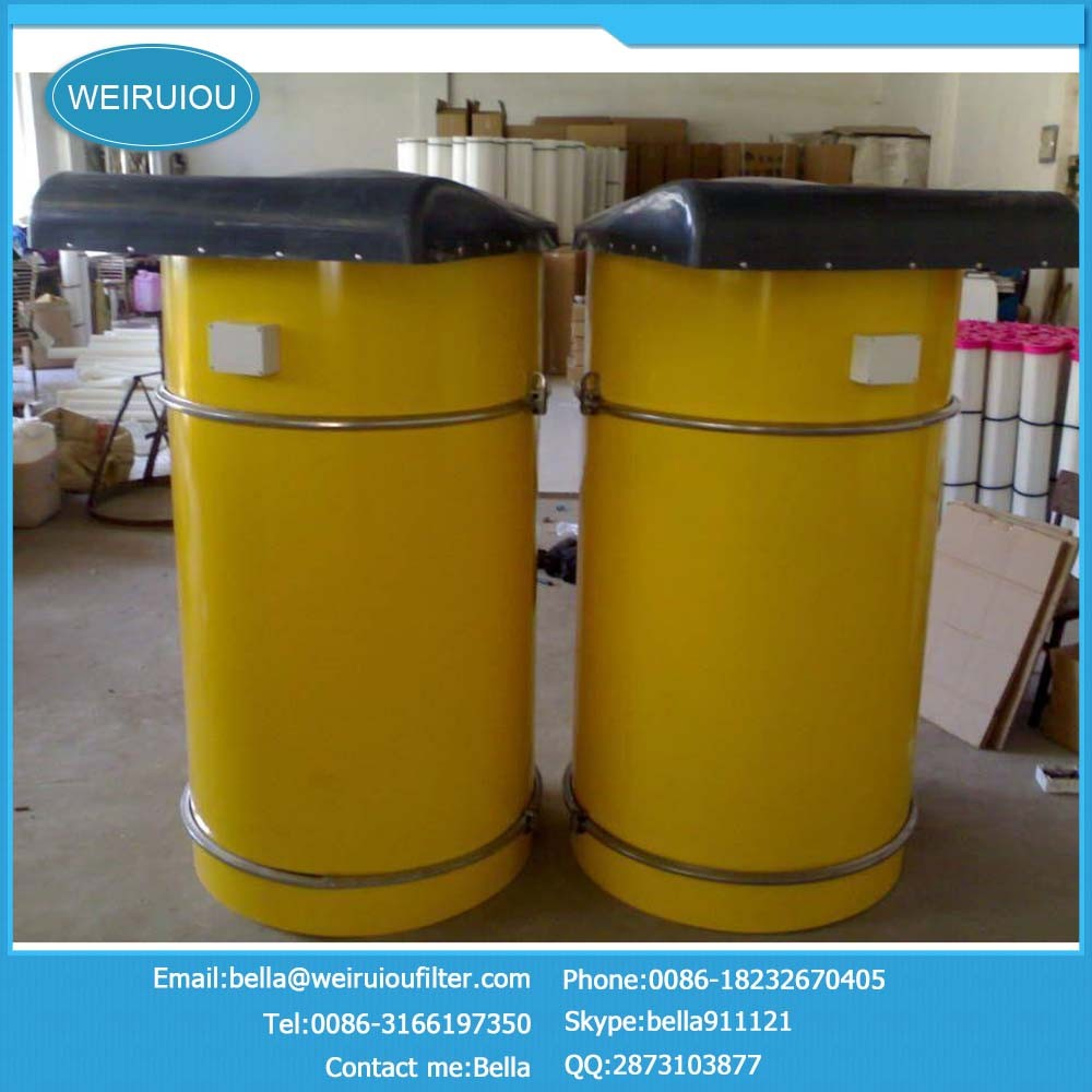 High quality and competitive price Cement Silo Filter and super quality cement silo baghouse filter