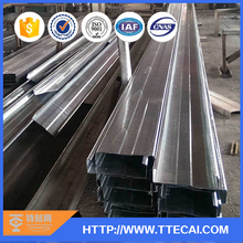 Hot rolled steel c channel size