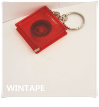 special precision retractable key chain for advertisement