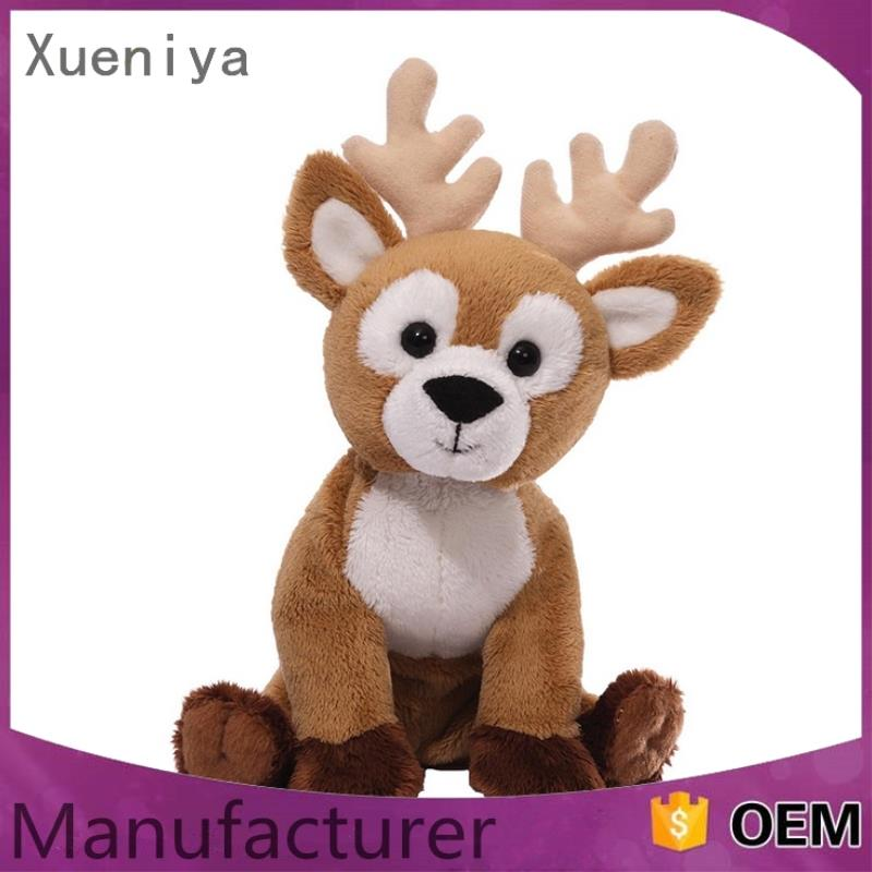 handmade quality Winter christmas reindeer decorations