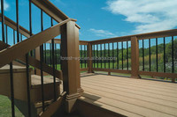cedar decking lumber decorative garden railings wrought iron railings for indoor stair