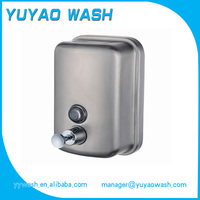 Metal Main Material Stainless Steel Liquid Soap Dispenser