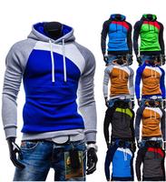 Men Warm Hoodie Hooded Long Sleeve Sweatshirt Tops Jacket Coat Outwear Sweater