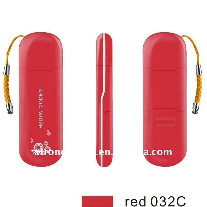High power 3G HSDPA Wireless USB dongle--7.2Mbps with UMTS 2100MHz