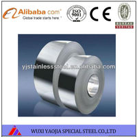 Prime quality 304 stainless steel coil slitting line on stock