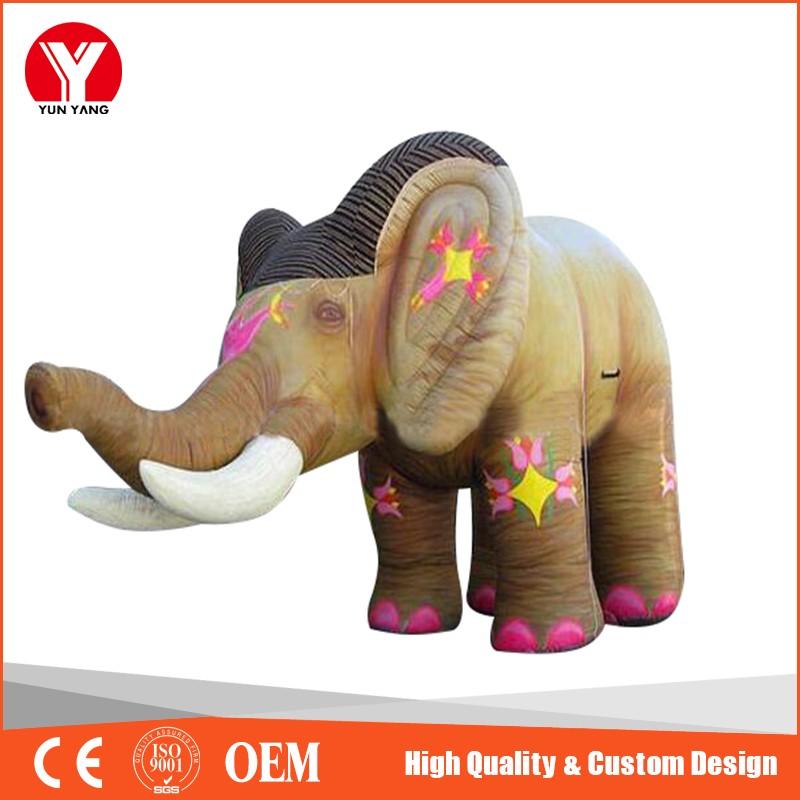 inflatable elephant 70