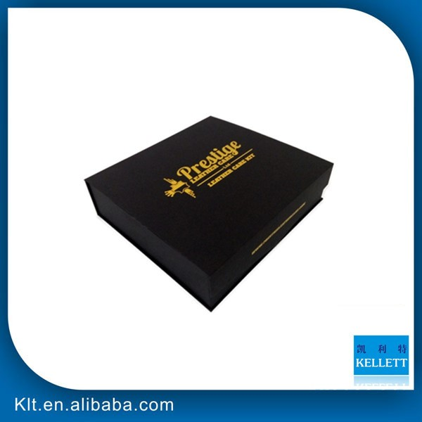 Customized magnet cardboard gift box packaging