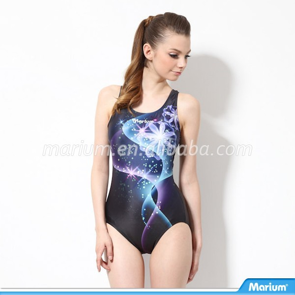 New Models Young Girls Mature Women Hot Sex One Piece Swimwear