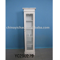 Glass display cabinet,wooden cabinet furniture