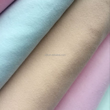 Jinlong textile factory 95 cotton 5 spandex fabric, lycra fabric for women underwear, cotton lycra fabric