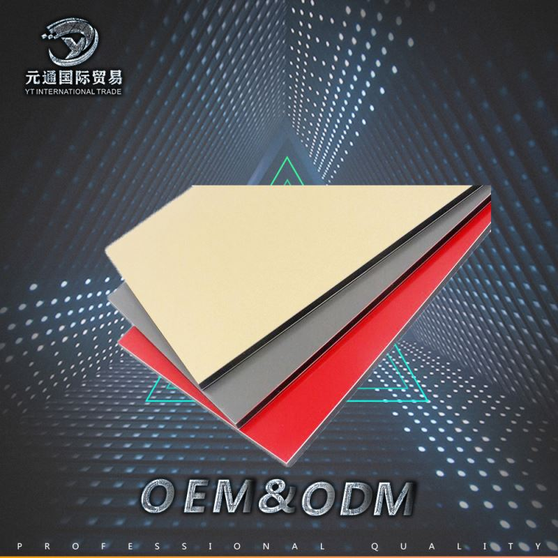 Building Finishing Materials Aluminium Composite Panel Price In India