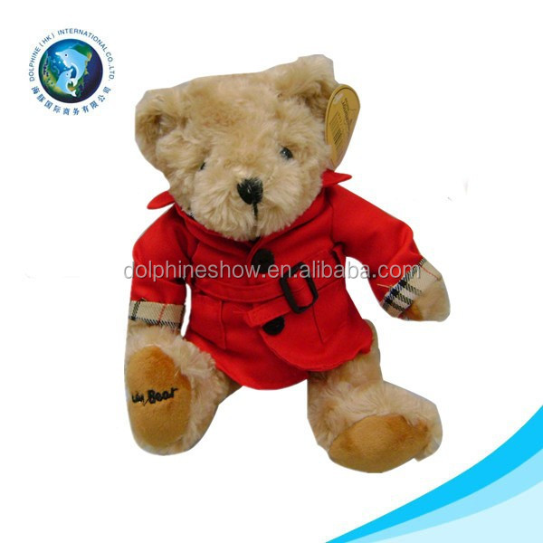 Hot selling customized stuffed animal plush toys teddy bear