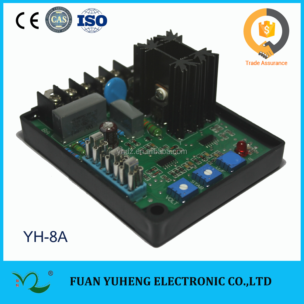 GAVR-8A automatic voltage regulator static voltage regulator for wind generator