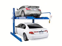 AT PARTS 2 post car lift used car scissor lift for sale with different release ways