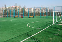 High quality outdoor football soccer sports field synthetic artificial grass lawn