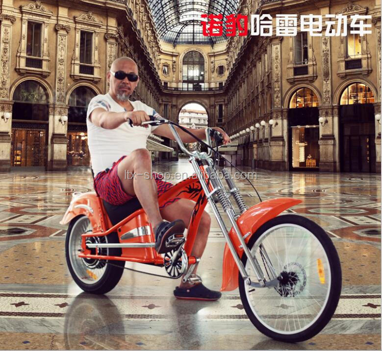 Cool Factory Electric Bike Prince Shock Absorption City Electric Pedal Scooter, Lithium Battery Electric Motorbike