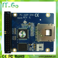 SD to IDE Adapter Male IDE 40Pin 3.5 Inch PATA MMC MS Card