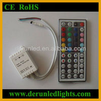 remote controlled battery operated led light