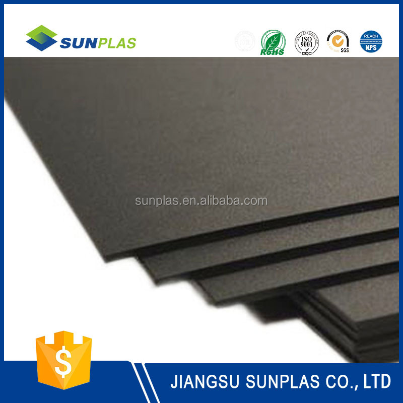 Wholesales eco-friendly ABS antibiosis plastic sheet